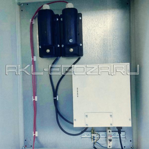 система нелетального электрошокового воздействия