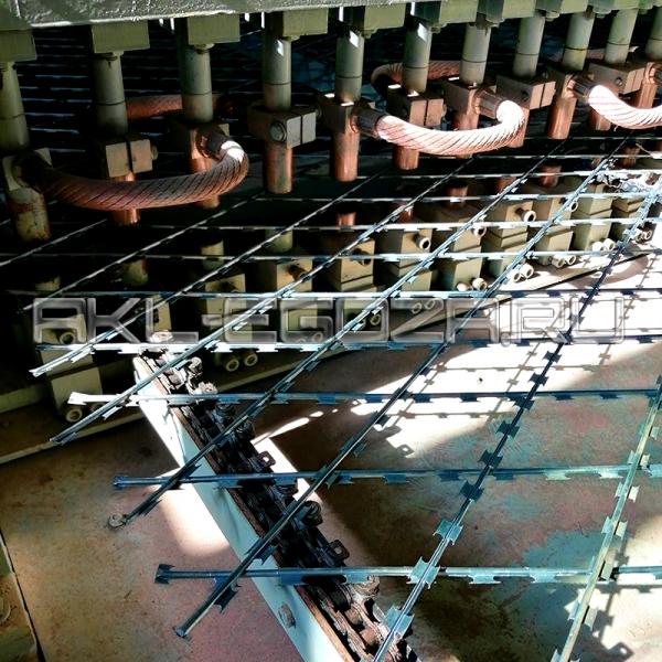 Производство сварного ПКЛЗ на новейшем оборудовании