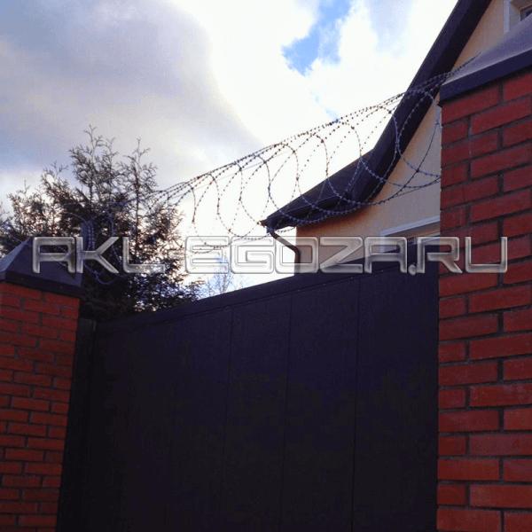 ПББ АКЛ - надежная защита домовладений от воров